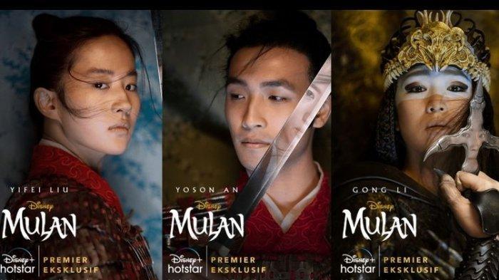 Nonton Film Mulan 2020 Sub Indo Full Movie 5 Fakta Menarik Di Balik Film Mulan Tribun Pekanbaru