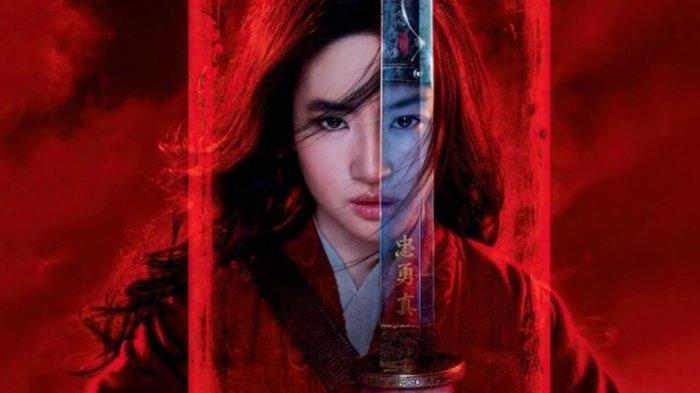 STREAMING Film Mulan (2020) Full HD: Link Nonton dari HP Mulan