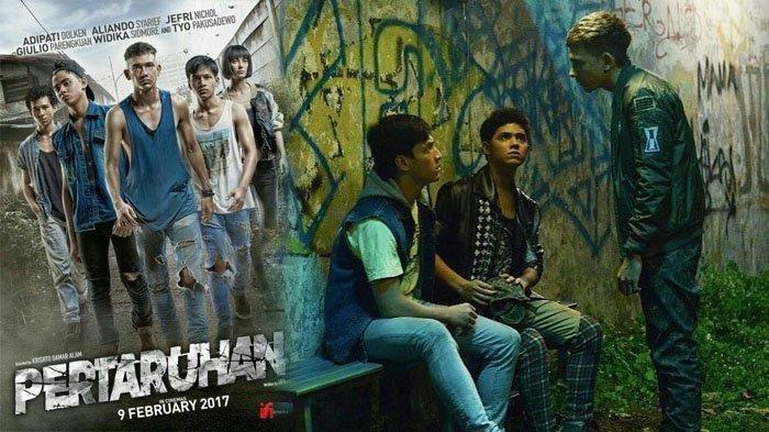 Nonton Film Pertaruhan Full Movie, Download Film Pertaruhan 2017, Ending dan Pemain Film Pertaruhan