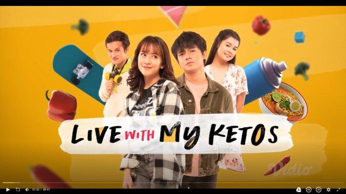 Nonton & Download Film Live With My Ketos Episode 1-8, Simak Sinopsis Film Live With My Ketos