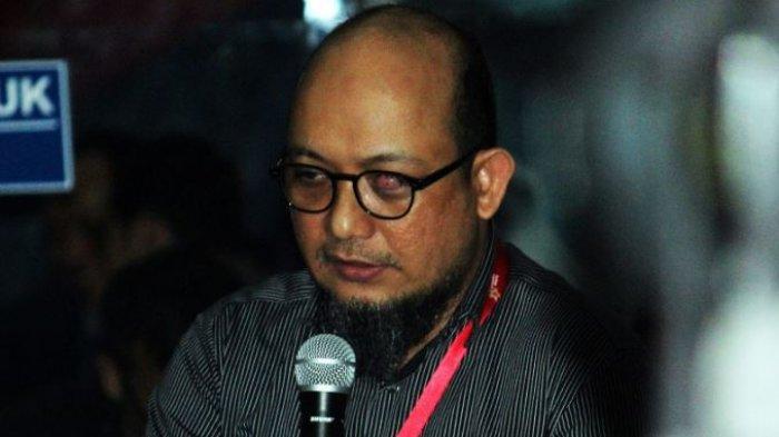 Ssst,Novel Baswedan Ngaku Tahu Isu Pegawai KPK akan Dipecat Dalih Tak Lulus TWK,Apa Tanggapan Firli?
