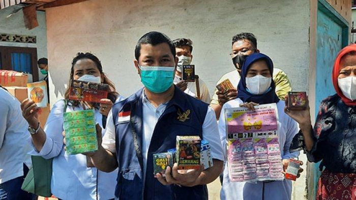 Ssst,Ada Obat Kuat untuk Pria,Seribuan Obat, Kosmetik Ilegal Disita BBPOM Riau dan Dumai, Bahaya!