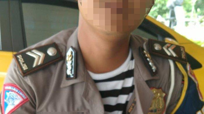 Meresahkan, Pria di Inhu Berseragam Polisi Atribut Lengkap Paksa Minta Uang,Ternyata di Luar Dugaan