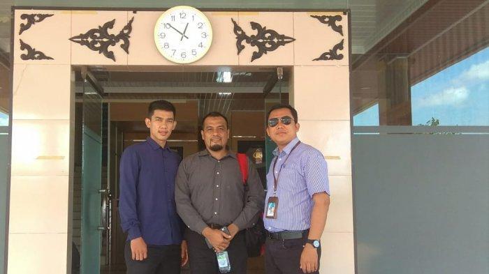 Oknum Anggota DPRD Bengkalis Dilaporkan Pengusaha ke Polisi Dugaan Kasus Penipuan