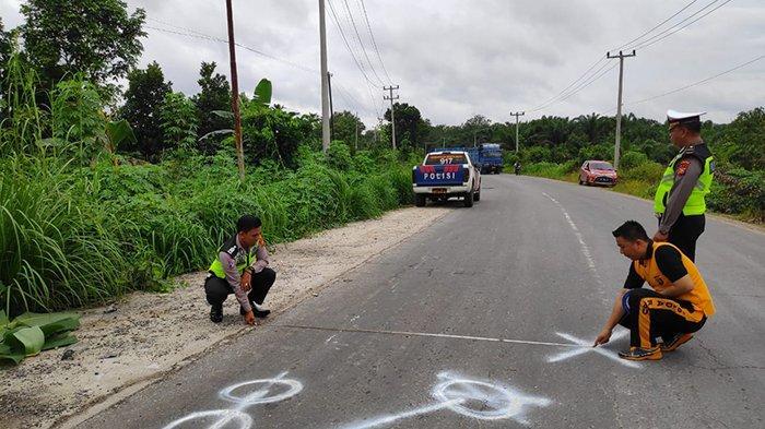 Hilang Kendali, Bus Gumarang Jaya Tabrak Sekelompok Siswa SD, 3 Tewas dan 2 Kritis