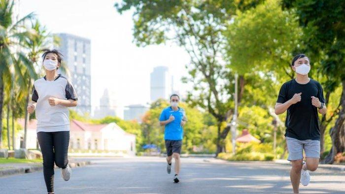 STUDI Temukan: Olahraga Minimal 22 Menit Setiap Hari Mengurangi Resiko Terpapar Covid-19
