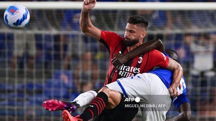 Siaran Langsung AC Milan vs Lazio Pukul 23.00 WIB, Siapa yang Berhak Pimpin Klasemen Liga Italia