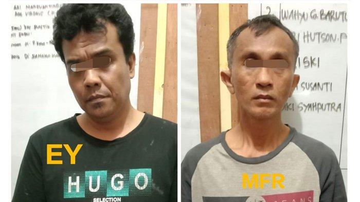 Betah Berurusan dengan Narkoba, Oknum PNS di Rengat Riau Kembali Dicokok Polisi