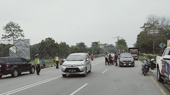 Baru 1 Minggu Operasi Patuh Muara Takus 2019, Sudah 850 Pelanggaran di Kabupaten Siak Riau