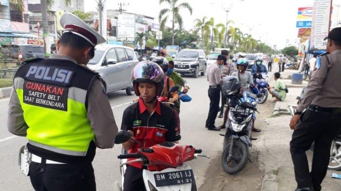 Siapkan Surat Kendaraan dan SIM Anda, Ditlantas Polda Riau Gelar Operasi Zebra Akhir Oktober Ini