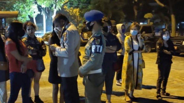 Operasi Cipkon Jelang Ramadan di Pekanbaru, DidugaWanita PenghiburdanPria Hidung Belang Terjaring