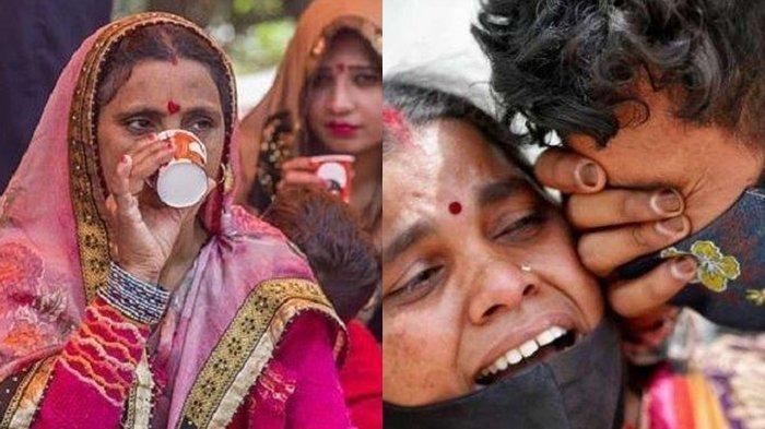 Warga India Ramai-ramai Potong Lidah Untuk Mengusir Covid-19, Memohon Perhatian Dewa