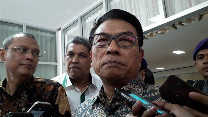 BPN Menduga Jokowi Menggerakan BUMN & ASN Pilih Jokowi-Maruf, Moeldoko: yang Milih 02 Itu 78 Persen