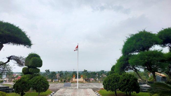 Pagi Ini Pelalawan Berkabut Tipis, BPBD Sebut Asap Karhutla Teluk Meranti dan Kuala Kampar