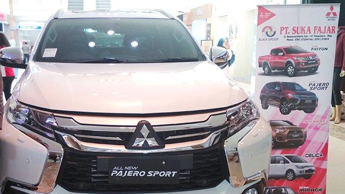 CUMA Rp 7 Jutaan Cicilan Pajero Sport, Promo Let's Go Explore