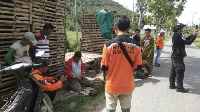 Masuk Hari ke 5, Warga Riau yang Hilang Di Sumbar Belum Ditemukan, Petugas Kerahkan Drone