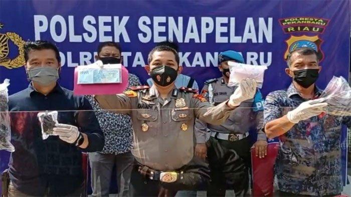 Kampung Dalam Kembali Digerebek, Seorang Pria Ditangkap dan 170 Paket Sabu Siap Edar Disita