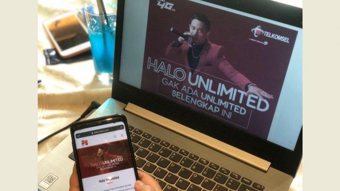 TelkomselLuncurkan Paket Halo Unlimited, HadirkanAkses Tanpa Batas ke Puluhan Aplikasi
