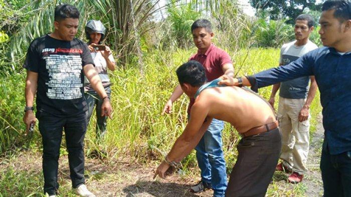 Gadis 18 Tahun Diancam Bunuh Sebelum Dirupaksa Paman di Kebun Sawit di Kampar Riau