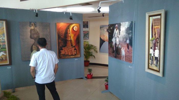 Agenda Pekan Ini: Pameran Seni Rupa Riau diGedung Anjung Seni Idrus Tintin
