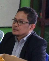 Pengamat Politik Universitas Islam Riau Dr Panca Setyo Prihatin