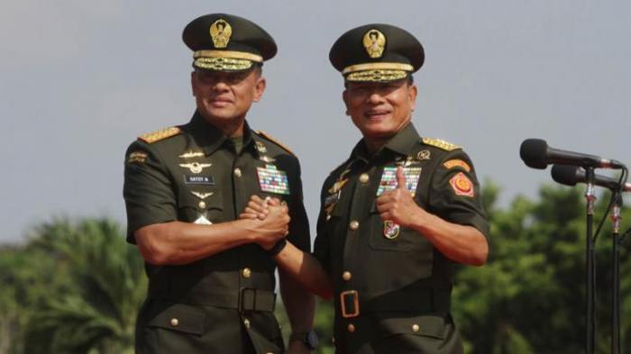 Dulu Diangkat SBY Jadi Panglima TNI, Kini Berambisi Ambil Demokrat, Inilah Rekam Jejak Moeldoko