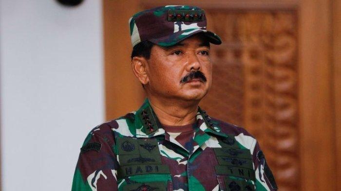 Panglima TNI Marsekal TNI Hadi Tjahjanto Marah Atas Insiden Kekerasan Oknum TNI AU di Merauke