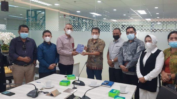 Pansus DPRD Pekanbaru Sudah Konsultasi ke Kementerian PUPR Bahas Ranperda Air Limbah