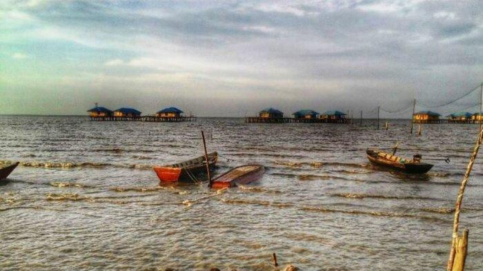 Pantai Tenggayun Destinasi Wisata Unggulan Baru Bengkalis