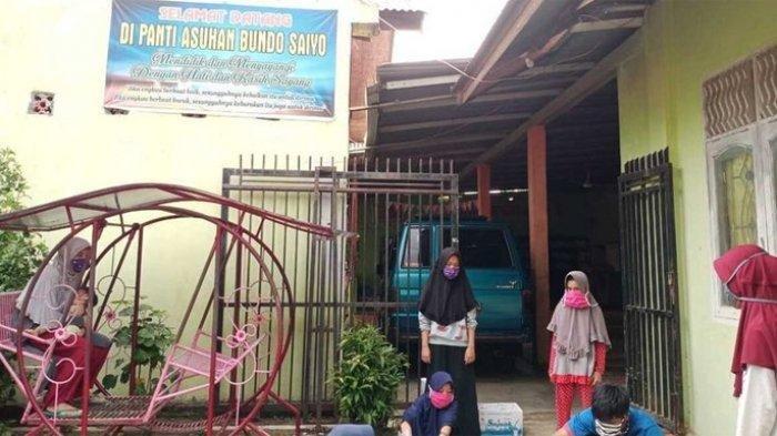 Pemilik Panti Asuhan di Padang Meninggal karena Corona, 50 Penghuni Dikarantina, Ini Kondisinya