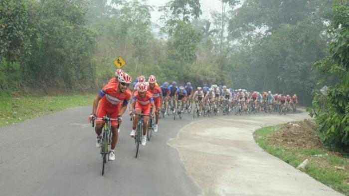 Sabtu Ini Tour de Singkarak Start di Kota Pariaman, untuk Pertama Kali Lewati Wilayah Jambi
