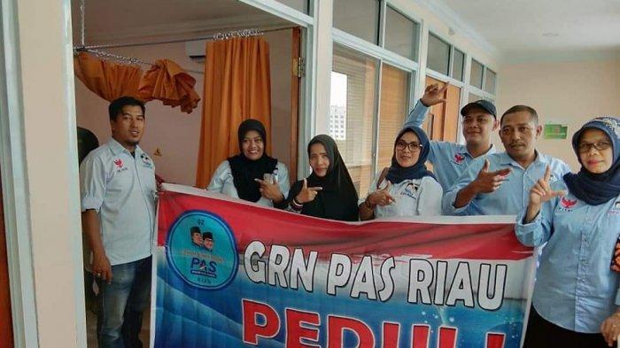 GRN PAS Sebut Pendukung Prabowo di Riau Tak Akan Terpengaruh oleh TGB