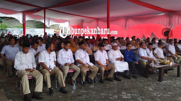 Partai Gerindra Riau Gelar Syukuran Peringati HUT ke-11, Rebut Hati Rakyat Tanpa Membohongi