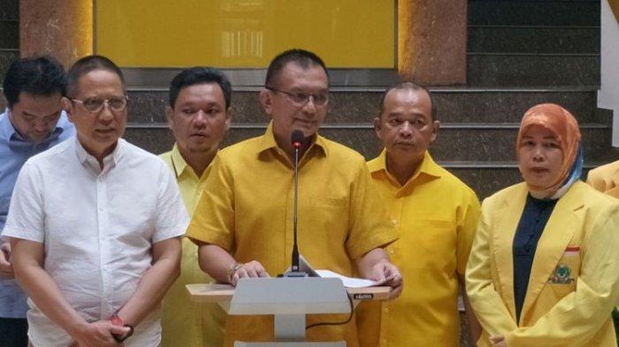 Sosok Lodewijk Paulus, Pria yang Paling Berpeluang Jadi Wakil Ketua DPR Gantikan Azis Syamsuddin