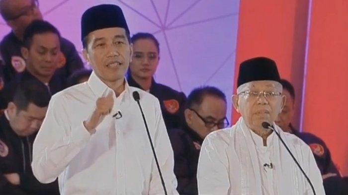 Dugaan Pelanggaran UU Pemilu oleh Ma'ruf Amin, TKN: Dalil BPN Mengada-ada