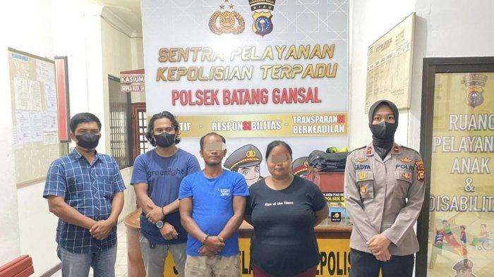 Pasangan Kumpul Kebo Pengedar Sabu Diringkus Polisi, Barang Bukti Terbesar dalam Beberapa Bulan Ini