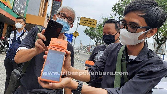 Begini Cara Pembayaran Parkir Non Tunai di Kota Pekanbaru