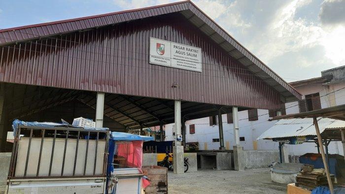 Jelang Penertiban Jalan Agus Salim Pekanbaru, Pedagang Bisa Mulai Bongkar Sendiri Kios Mereka