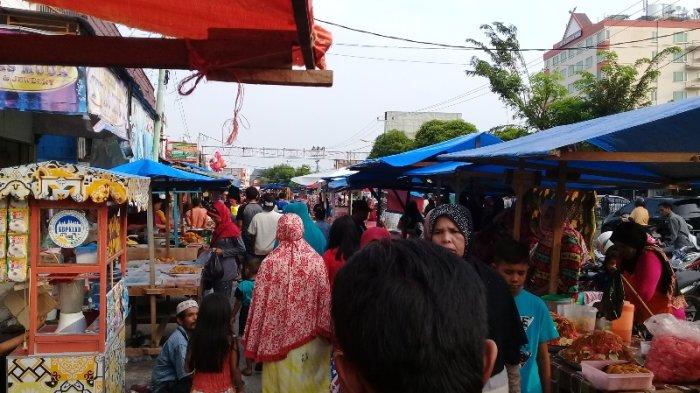 Pasar Ramadhan di Kota Pekanbaru Harus Punya Rekomendasi dari Camat