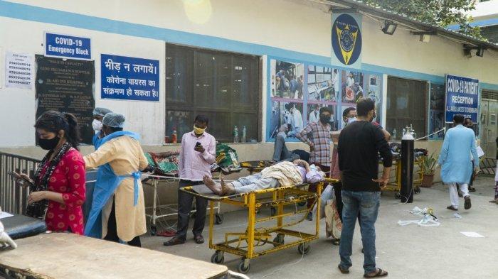 Tingkat Kematian Akibat Covid-19 di India Catat Rekor, 6.148 Orang Meninggal Dunia Dalam 24 Jam