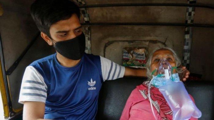 Rumah Sakit Di India Tak Mencatat Kasus Kematian Pasien Covid Akibat Kekurangan Oksigen