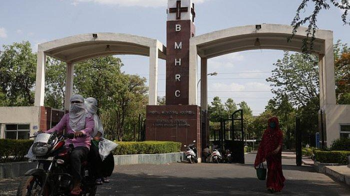 Pasien Covid-19 Di Rumah Sakit Memorial Bhopal Tewas Usai Digauli Paksa Oknum Perawat