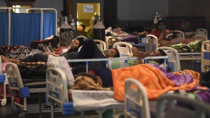 Organ Tubuh Pasien Covid-19 Di India Membusuk Karena Jamur Hitam, Harapan Hidup Pasien Pun Menipis