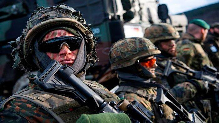 Padahal Sudah Babak Belur Dibantai Virus Corona, AS Wanti-wanti Musuhnya: Militer Kami Siap