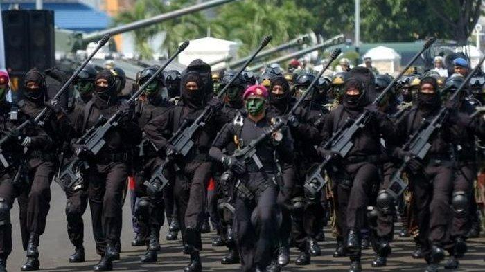 Pasukan Siluman TNI AL Tumpas KKB Papua, Apakah Denjaka di Papua? Hanya Prajurit dan Tuhan yang Tahu