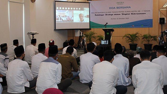 Patra Dumai Hotel Rayakan Anniversary Pertama