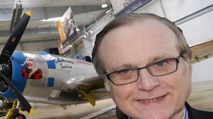 Pendiri Microsoft Paul Allen Meninggal Dunia, Alami Kanker Getah Bening Bertahun-tahun