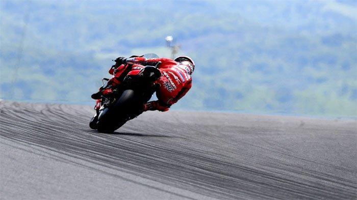 Siaran Langsung MotoGP Aragon 2021, Live Tran 7, Bagnaia Pole Position, Marc Marquez ke-4