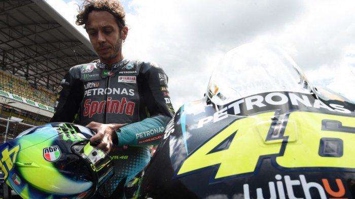Live MotoGP Assen Belanda, Valentino Rossi Pertahankan Rekor Podium Terbanyak di Assen?