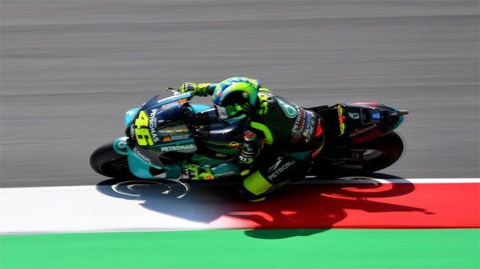 Valentino Rossi Apes di MotoGP 2021, Tak Sekalipun Finish di 10 Besar